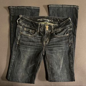 American Eagle Artist Jeans Size 0